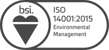 ISO 14001 Certified for our Water Hygiene London Services and Cooling Tower Maintenance / Repair