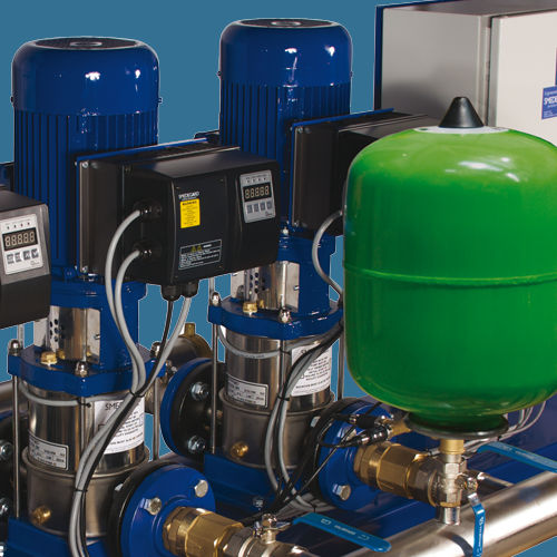 Booster Sets & Pressurisation Vessels in London