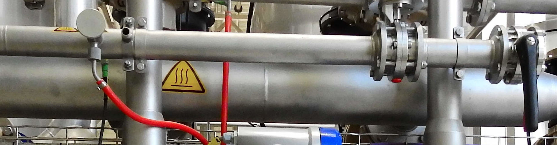 Closed System Hot / Cold Water Treatment Service Company in London